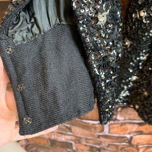 Vintage Pants - Vintage 1970s Beaded Sequin Romper